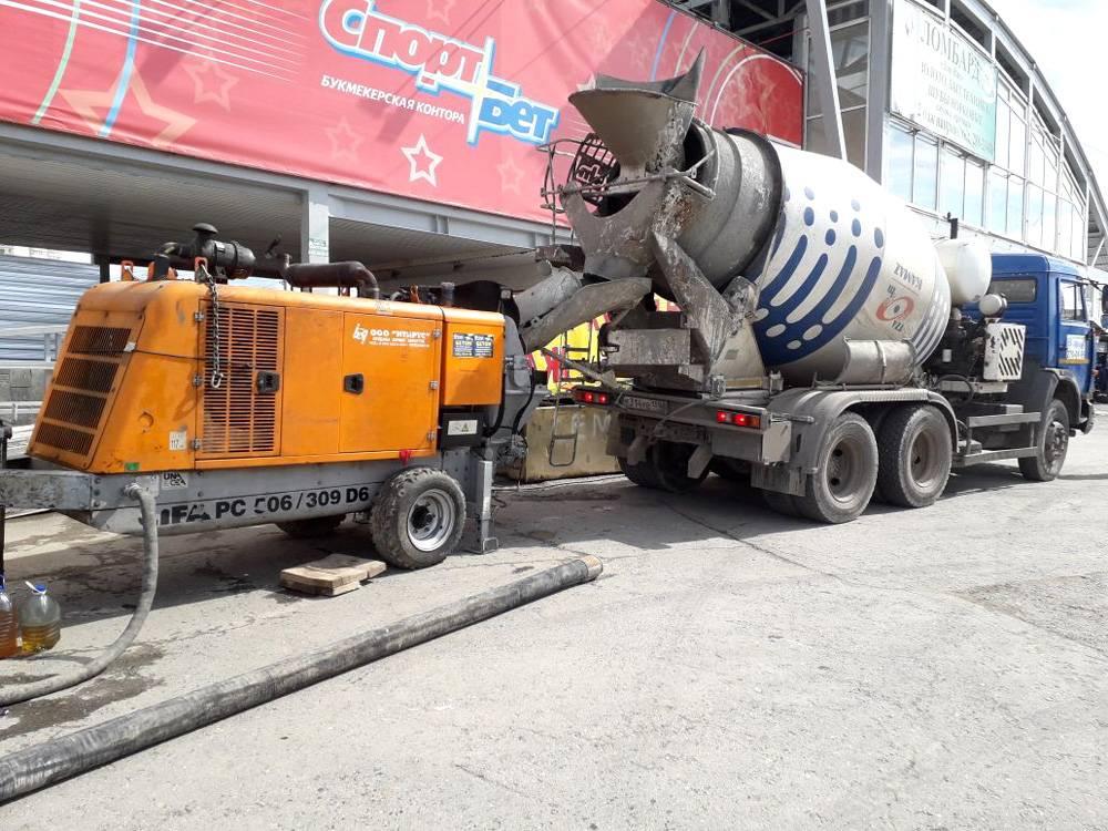 завод вега бетон пермь